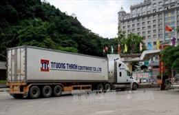Cải thiện tiến độ thông quan tại cửa khẩu Tân Thanh, Lạng Sơn