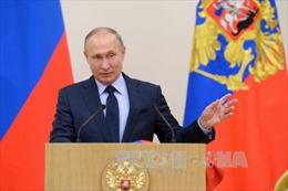 Bầu cử Tổng thống Nga: Ủy ban bầu cử trung ương phê chuẩn nội dung lá phiếu