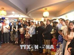 Đại sứ quán Việt Nam tại New Zealand tổ chức chào đón Xuân Mậu Tuất 2018