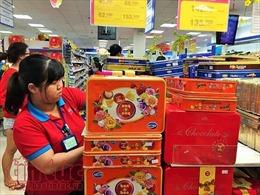 Bánh kẹo Việt cạnh tranh thị trường Tết cùng hàng ngoại nhập