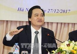 Bộ trưởng Bộ Giáo dục & Đào tạo chỉ đạo gấp việc rà soát chất lượng GS, PGS