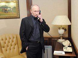Tổng thống Putin nói không với điện thoại thông minh