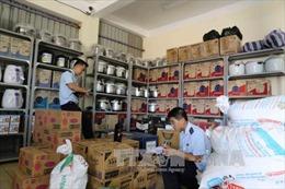Quảng Trị bắt giữ nhiều vụ vận chuyển hàng hóa trái phép