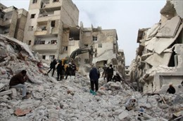 Pháp kêu gọi mở hành lang nhân đạo tại Syria