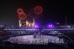 Rực rỡ Lễ khai mạc Olympic mùa Đông PyeongChang 2018
