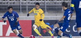 SLNA và FLC Thanh Hóa ra quân tại đấu trường AFC Cup
