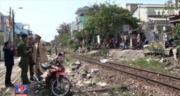 Vượt đường ngang dân sinh bị tàu hỏa đâm tử vong tại Đà Nẵng