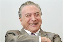 Brazil không tìm thấy bằng chứng quy kết Tổng thống Temer tham nhũng