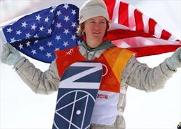 Olympic PyeongChang 2018: Đoàn Mỹ có tấm HCV đầu tiên