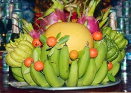 Ý nghĩa các loại trái cây trên mâm ngũ quả ngày Tết