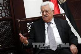 Tổng thống Palestine đến Nga tìm kiếm sự ủng hộ đối với vấn đề Jerusalem