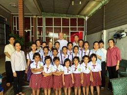 Nhạc sĩ Vũ Thành An xây mái ấm cho các em nhỏ bất hạnh