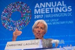 Tổng Giám đốc IMF: Thị trường toàn cầu đang có sự điều chỉnh cần thiết