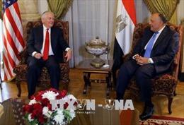 Ai Cập hối thúc Mỹ khôi phục tiến trình đàm phán giữa Palestine và Israel