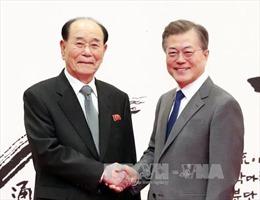 Lãnh đạo Triều Tiên kêu gọi duy trì bầu không khí hòa giải liên Triều