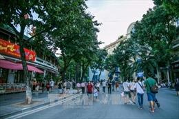 Không tổ chức phố đi bộ quanh hồ Hoàn Kiếm dịp Tết Nguyên đán