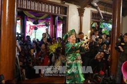 Chấn chỉnh hoạt động Hầu đồng trong thực hành di sản Tín ngưỡng thờ Mẫu