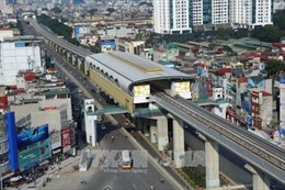 Đường sắt đô thị sẽ là 'lời giải' cho bài toán ách tắc ở Hà Nội và TP Hồ Chí Minh