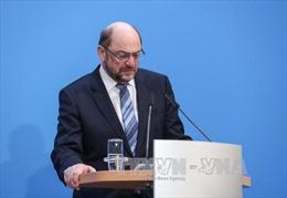 Đức: Ông Martin Schulz từ chức Chủ tịch đảng SPD