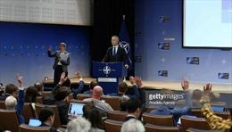 Hội nghị Bộ trưởng Quốc phòng NATO: Mỹ quan ngại các kế hoạch của EU