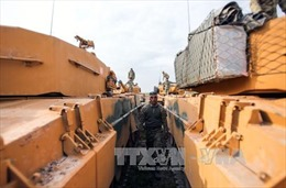 Thổ Nhĩ Kỳ bác tin trực thăng bị bắn rơi ở Syria
