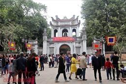 Khách quốc tế đến Hà Nội tăng bình quân trên 20%