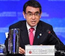Ngoại trưởng Nhật Bản: Chưa đến lúc diễn ra đối thoại Mỹ - Triều Tiên