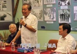 Đồng chí Trương Hòa Bình dự họp mặt chiến sĩ cách mạng Việt Nam bị địch bắt tù đày