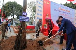 Đồng chí Hoàng Trung Hải dự Lễ phát động Tết trồng cây đời đời nhớ ơn Bác Hồ