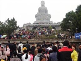 Bắc Ninh: Tưng bừng Lễ hội Khán hoa Mẫu đơn