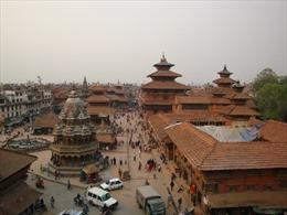 Khách du lịch Trung Quốc 'đổ xô' đến Nepal trong dịp Tết Nguyên Đán