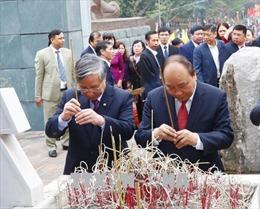 Thủ tướng Nguyễn Xuân Phúc dự Lễ kỷ niệm 229 năm chiến thắng Ngọc Hồi – Đống Đa