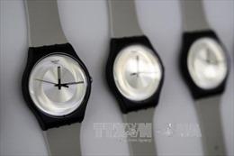 Đồng hồ Thụy Sĩ khởi đầu năm 2018 nhiều thuận lợi