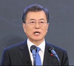 Olympic PyeongChang 2018: Tổng thống Hàn Quốc tiếp lãnh đạo đoàn VĐV Nga