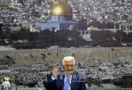 Palestine kêu gọi thiết lập cơ chế đa phương mới để giải quyết tiến trình hòa bình Trung Đông