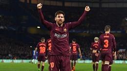 Hóa ra Lionel Messi 'thích' ghi bàn vào lưới đội bóng này nhất
