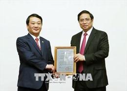 Ông Hầu A Lềnh giữ chức Phó Bí thư Đảng đoàn Mặt trận Tổ quốc Việt Nam