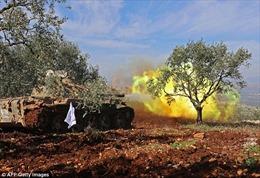 Đụng độ ở Afrin, nguy cơ leo thang căng thẳng Syria - Thổ Nhĩ Kỳ