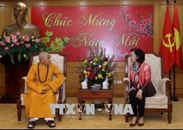 Ghi nhận sự đóng góp của Phật giáo tỉnh Thừa Thiên - Huế
