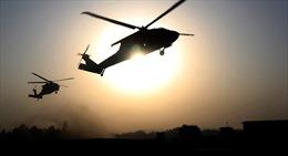 Trực thăng Mỹ vận chuyển chiến binh IS tại Syria