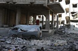 Phiến quân 'phớt lờ' hòa giải, tình trạng bạo lực ở Đông Ghouta vô cùng nghiêm trọng