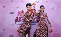 Clip chúc Tết của gameshow hẹn hò 'Khúc hát se duyên' gây phấn khích cho người hâm mộ