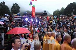 Đề nghị Hà Nội kiểm tra công tác tổ chức Lễ hội Chùa Hương