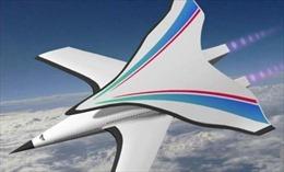 Trung Quốc trình làng máy bay siêu thanh 6.000 km/h, bay nửa vòng Trái đất trong 2 tiếng