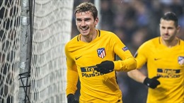 Xác định danh sách lọt vào vòng 16 đội Europa League 2018