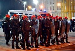 Một cảnh sát Bilbao bị chết sau vụ bạo loạn cổ động viên Spartak Moscow