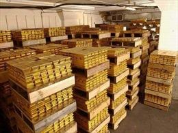 Khám phá kho dự trữ vàng khổng lồ của Nga