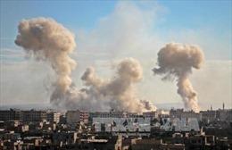 Hội đồng Bảo an Liên hợp quốc chuẩn bị bỏ phiếu về lệnh ngừng bắn ở Syria