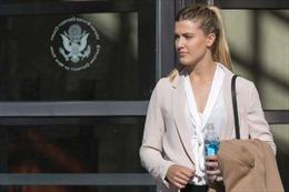USTA mất khoản tiền lớn vì Eugenie Bouchard bị trượt ngã trong phòng tập