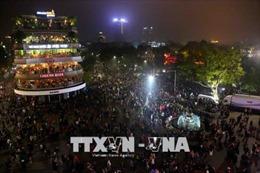 Thủ đô đón xuân Mậu Tuất 2018 với ước vọng an lành, phồn vinh